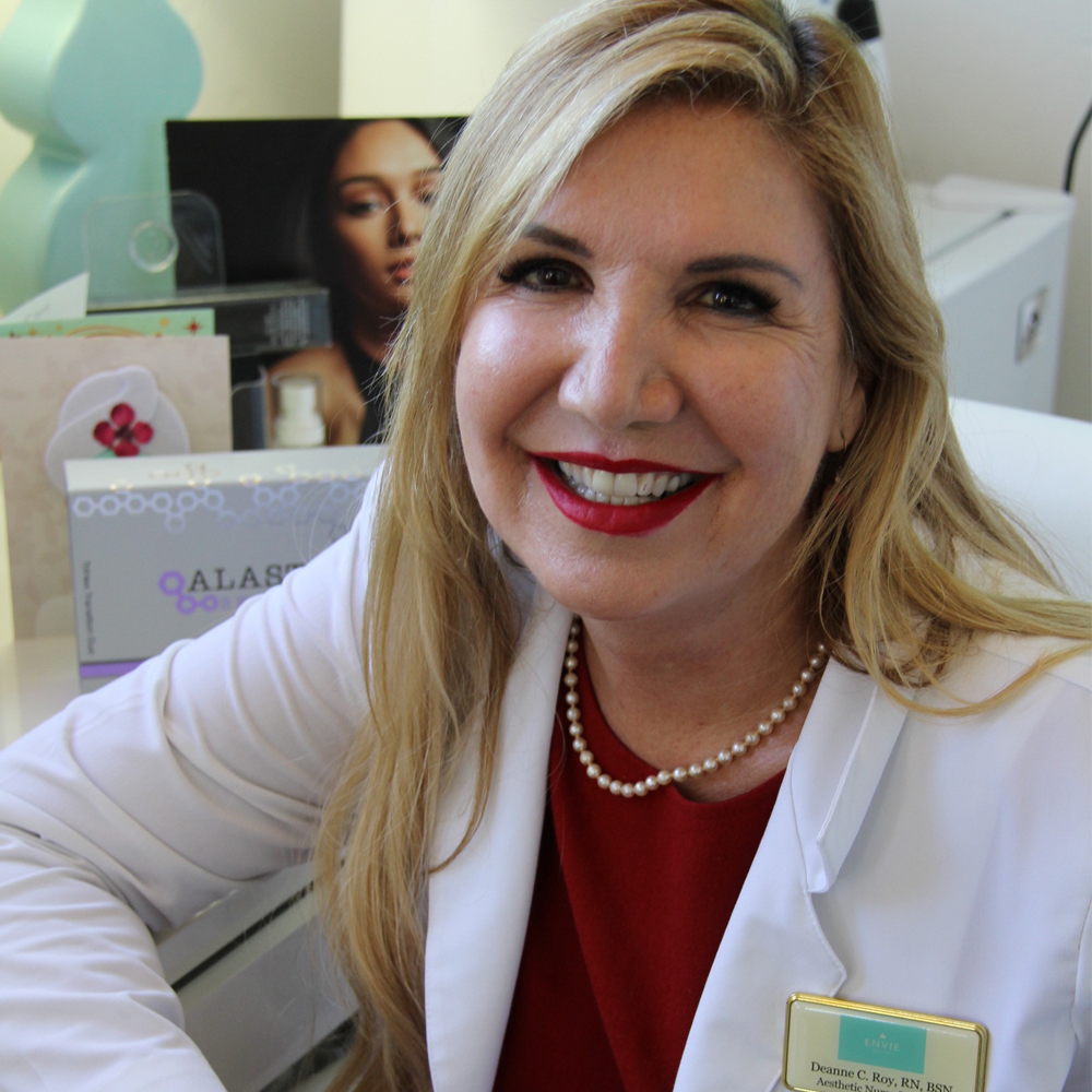 Image of Deanne Roy, R.N., BSN for Envie Skin and Body